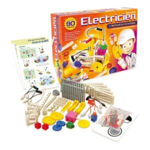 Knutseldoos Elektriciteit Leerling