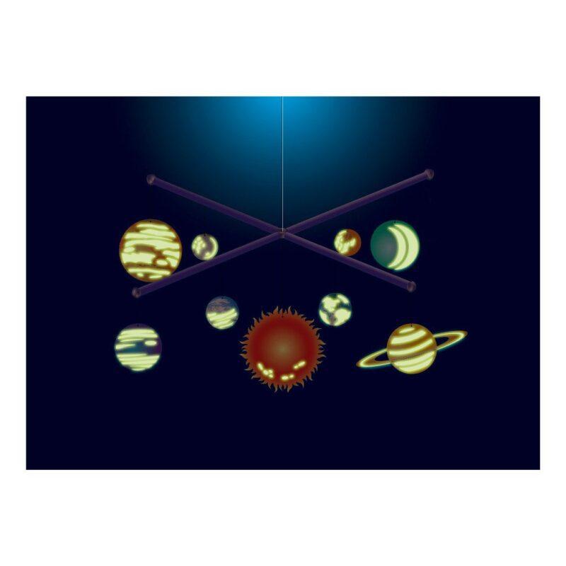 Knutselen Ruimte En Planeten 4M