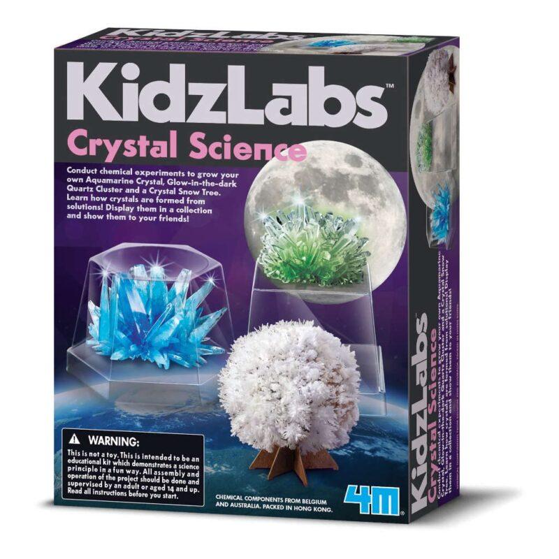 Kristal Wetenschap