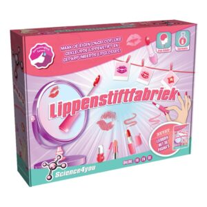 Lippenstiftfabriek Science4You