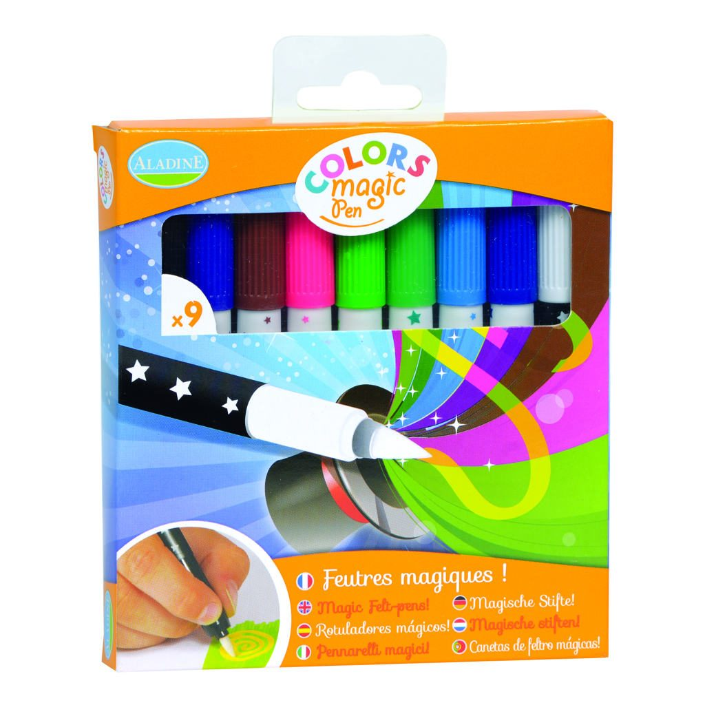 Magische Stiften Aladine