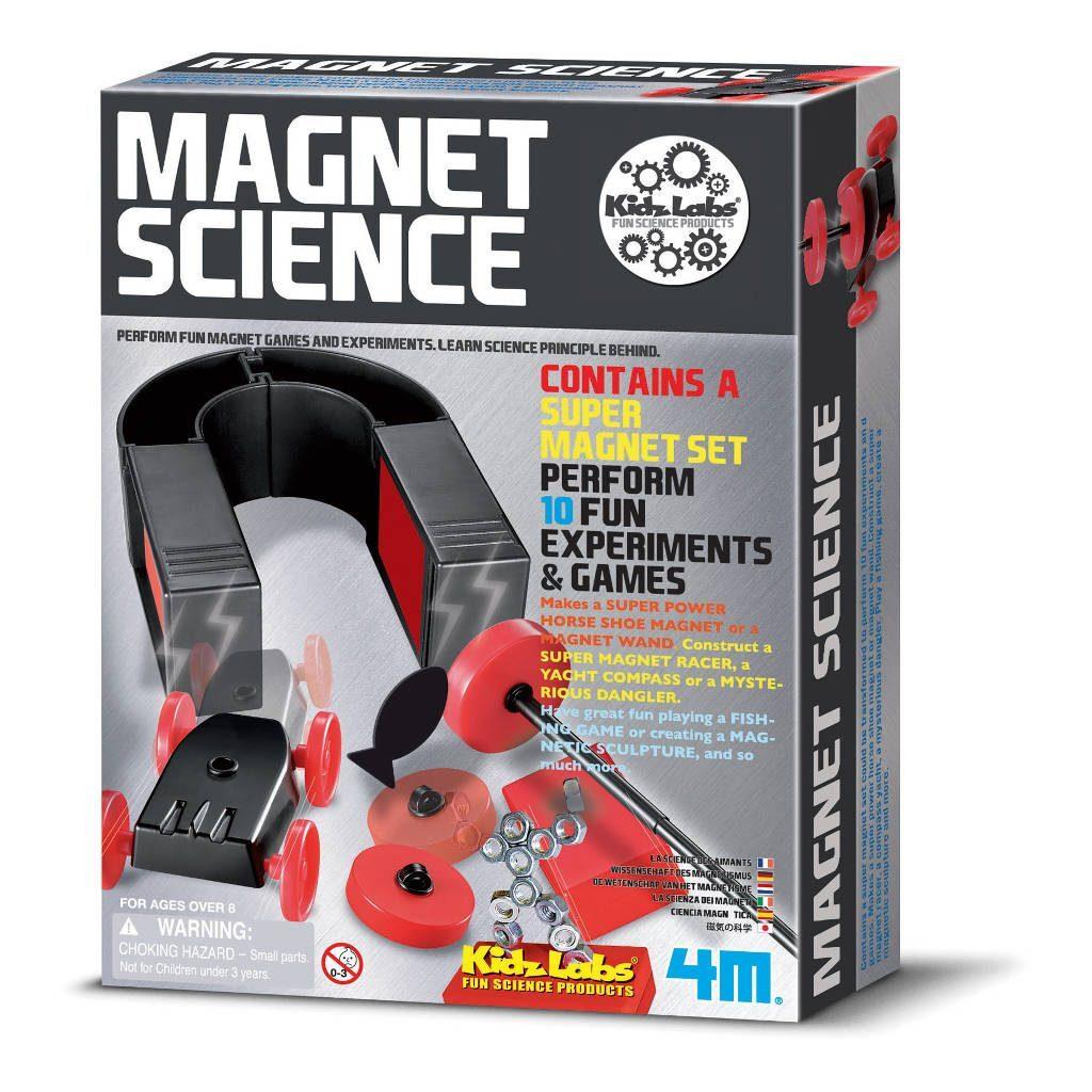 Magneet Experimenten