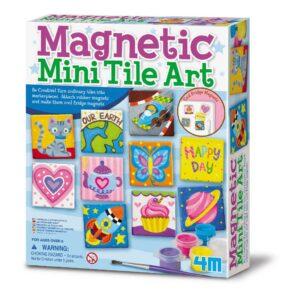 Magneet Tegels Schilderen