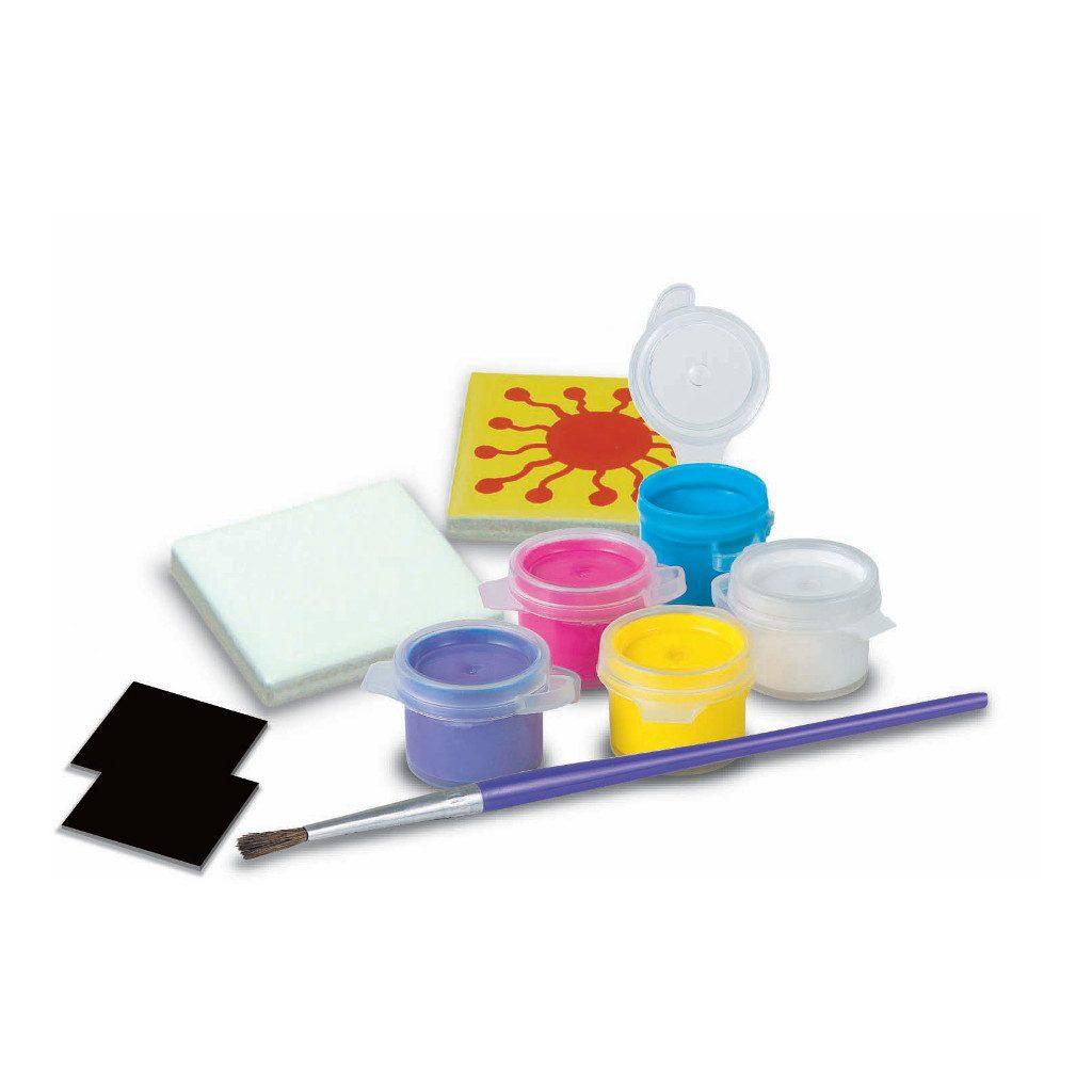 Magneet tegels schilderen kopen qiddie - Schilderen kind jongen ...