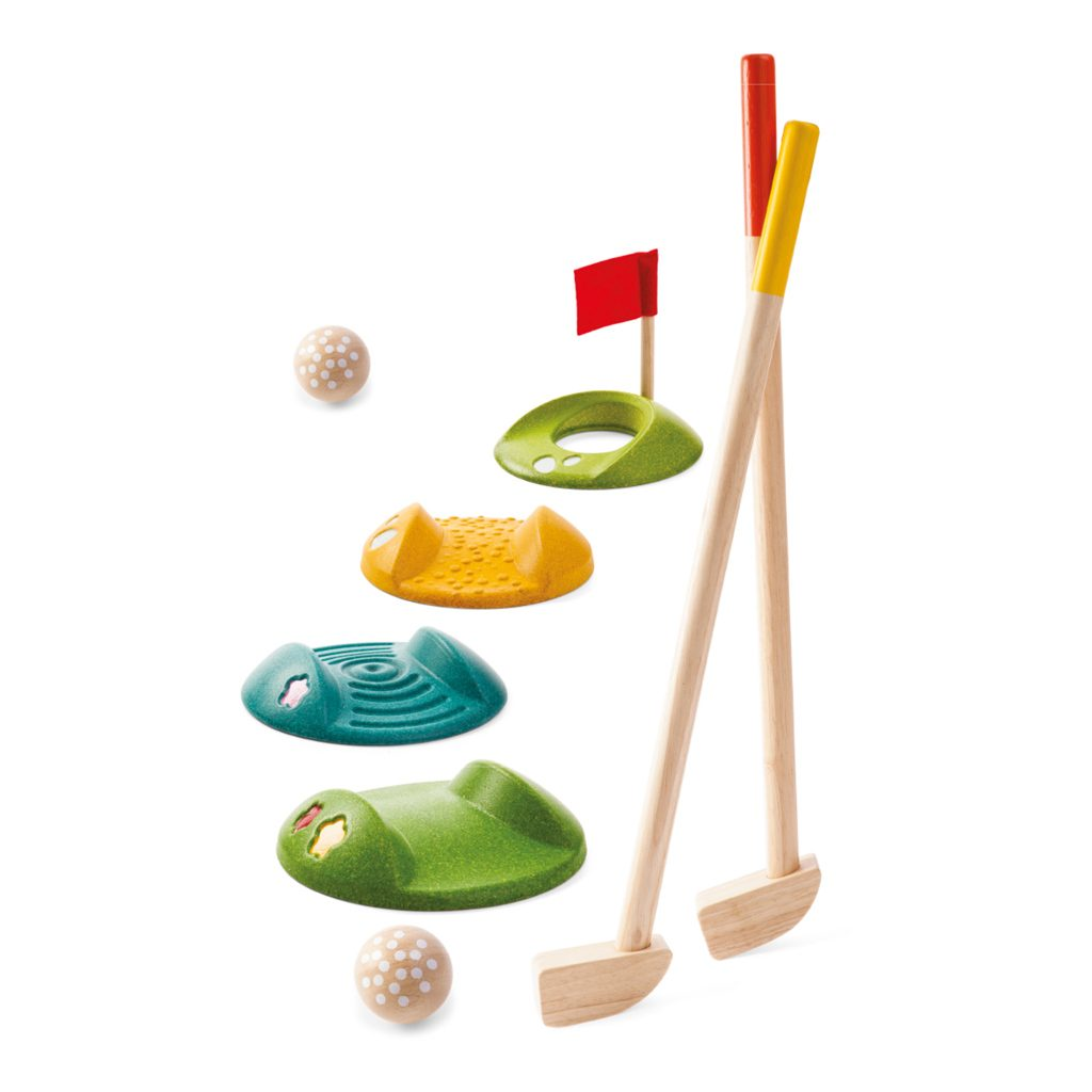 Mini Golf Set Plan Toys