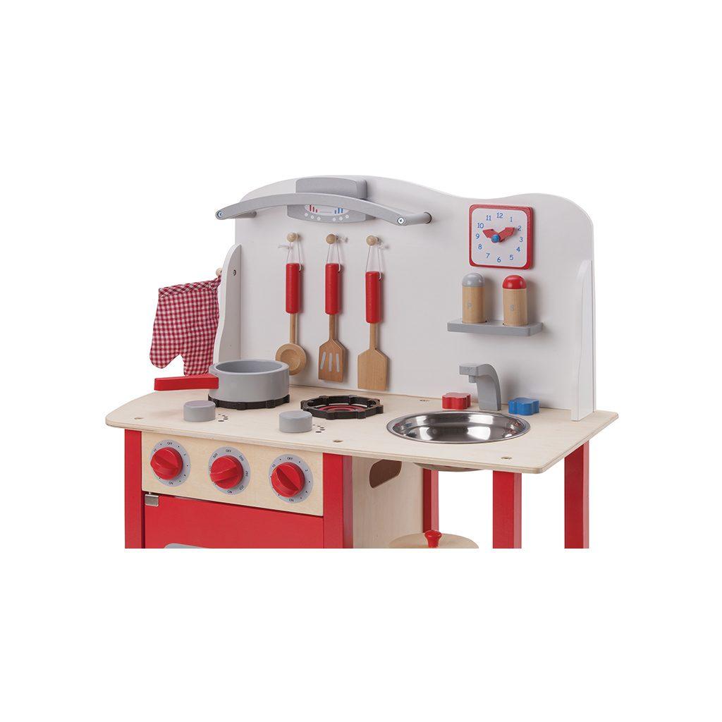 New Classic Toys Keukentje Bon Appetit
