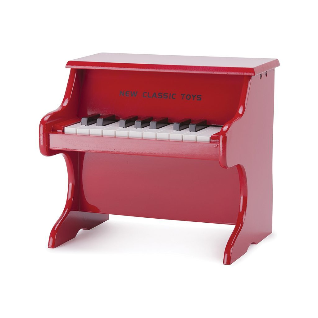 New Classic Toys Piano Rood