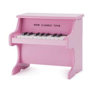 New Classic Toys Piano Roze