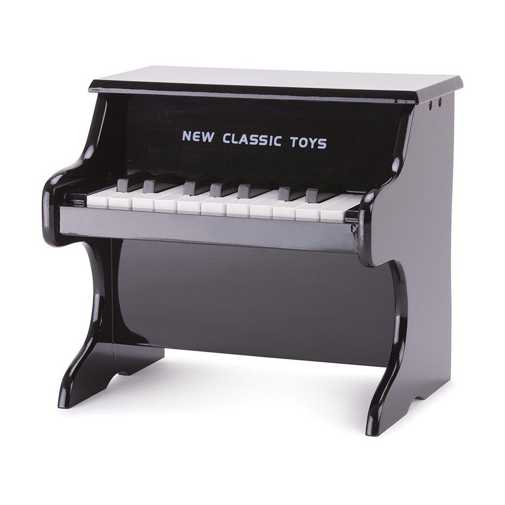 New Classic Toys Piano Zwart