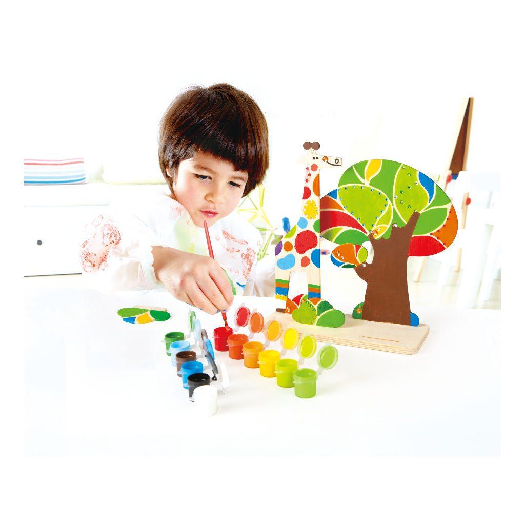 Oerwoud Kleuren & Stickeren