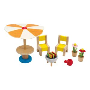Patio Meubel Set Hape