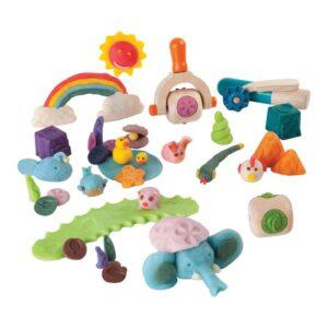 Plan Toys Creative Dough Set