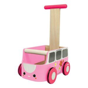 Plan Toys Van Walker Roze