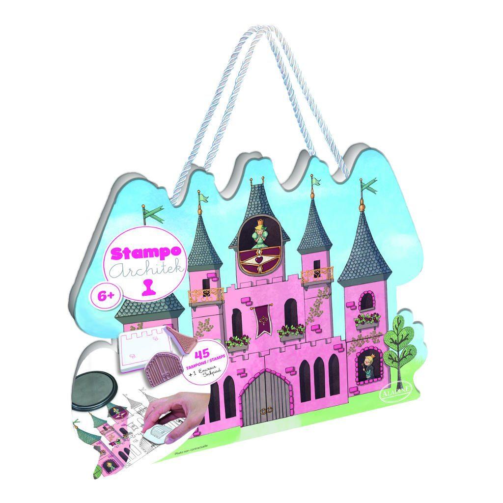 Prinsessen Kasteel Stempelen