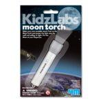 Projector Zaklamp Maan 4M Kidzlabs
