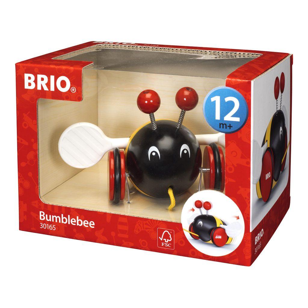Pull-Along Bij Brio
