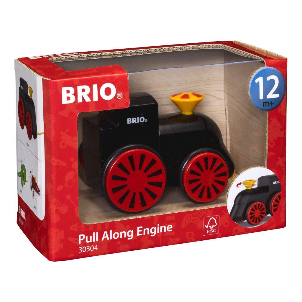 Pull-Along Trein Brio