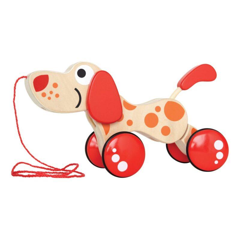 Puppy Trekfiguur Hape