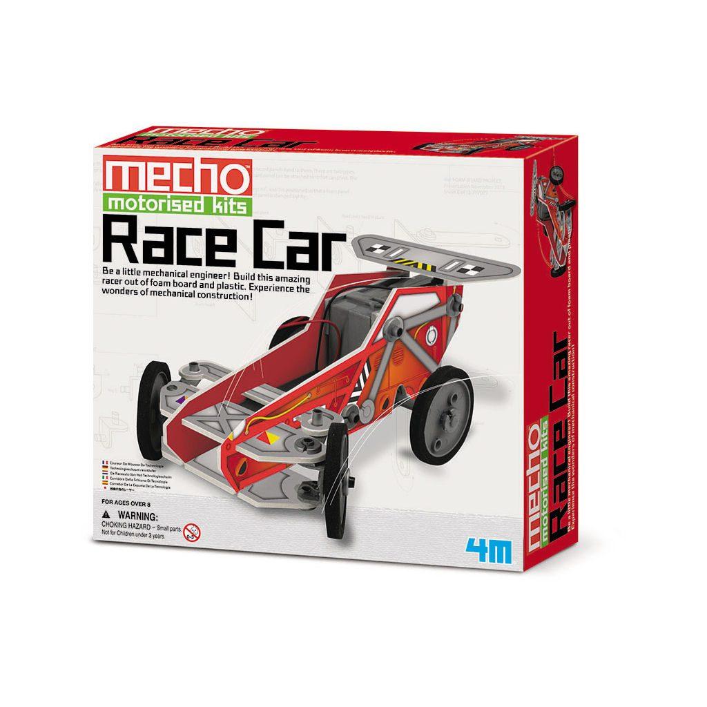 Raceauto Maken
