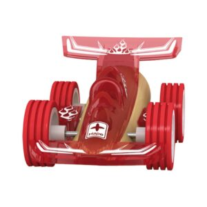 Racewagentje Rood Bamboe