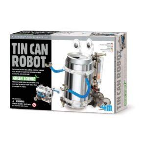 Robot Maken Blikje 4M