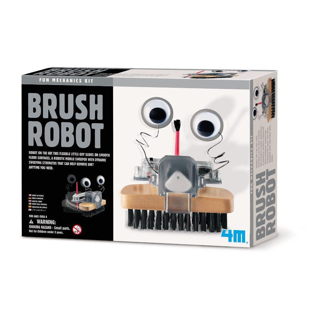 Robot Maken Borstel 4M