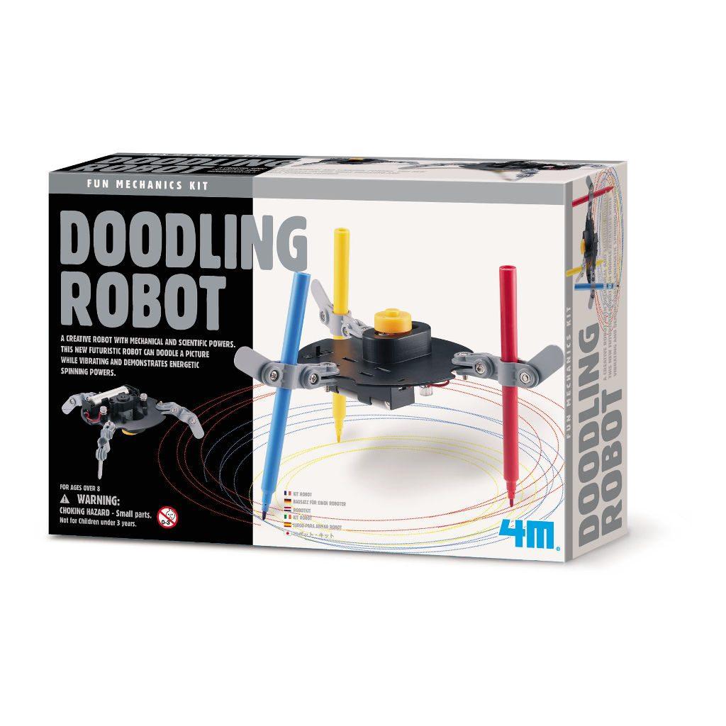 Robot Maken Die Kan Tekenen 4M
