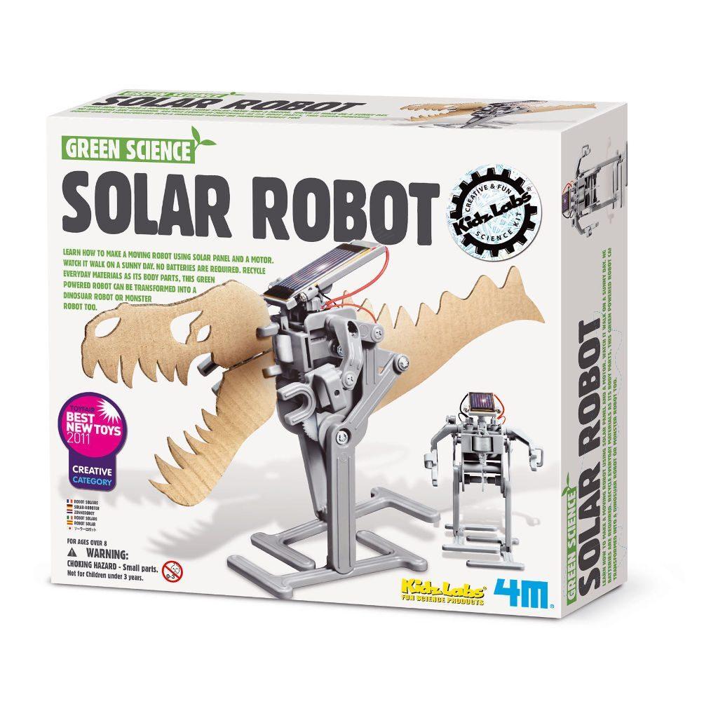 Robot Maken Zonne Energie 4M