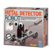 Robot Metaaldetector Maken 4M