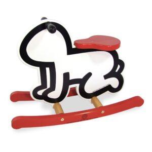 Rocker Keith Haring Vilac