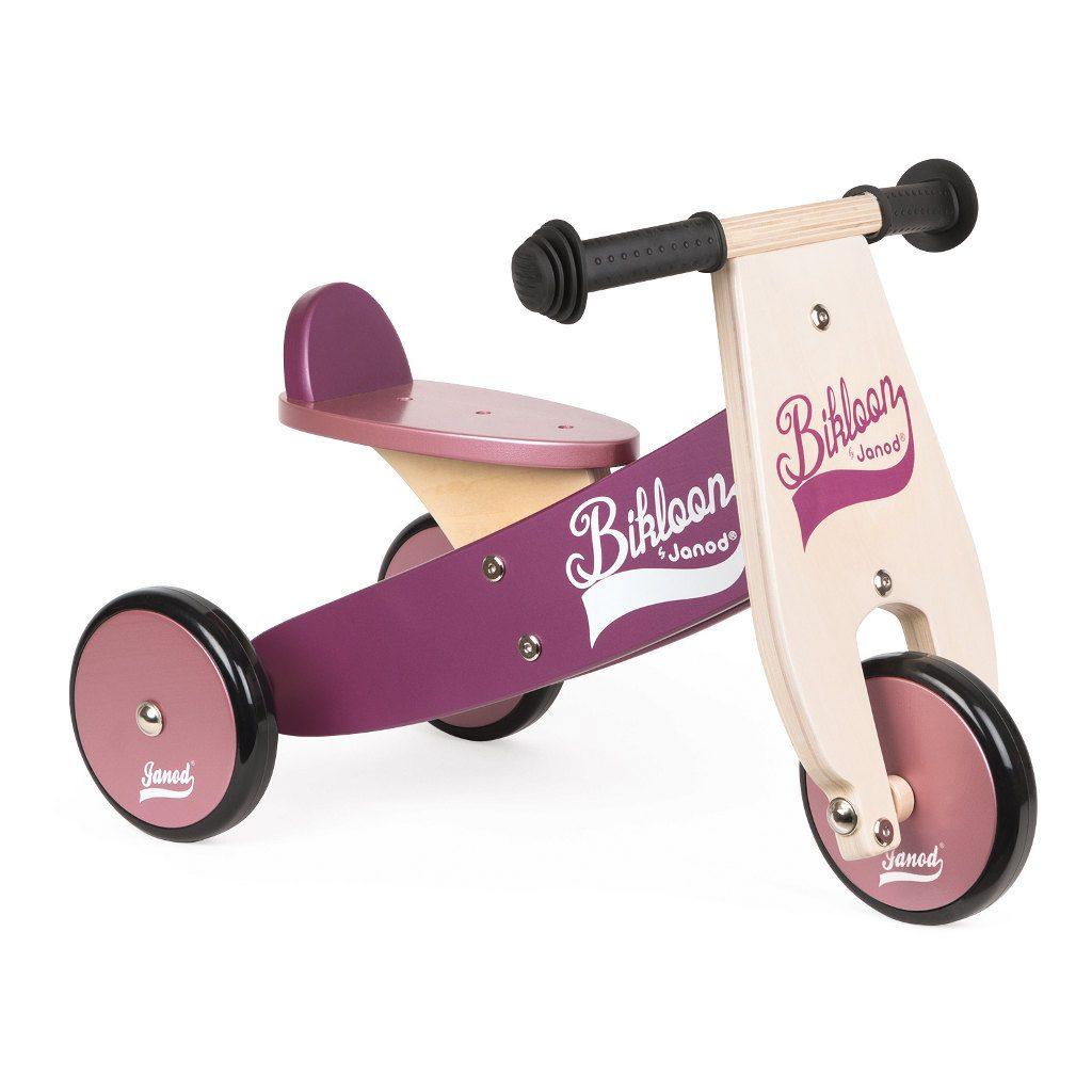 Roze Paars Driewieler Janod