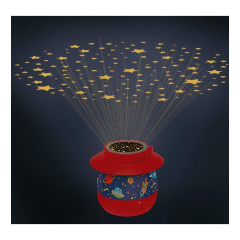 Ruimte Projectie Nachtlampje