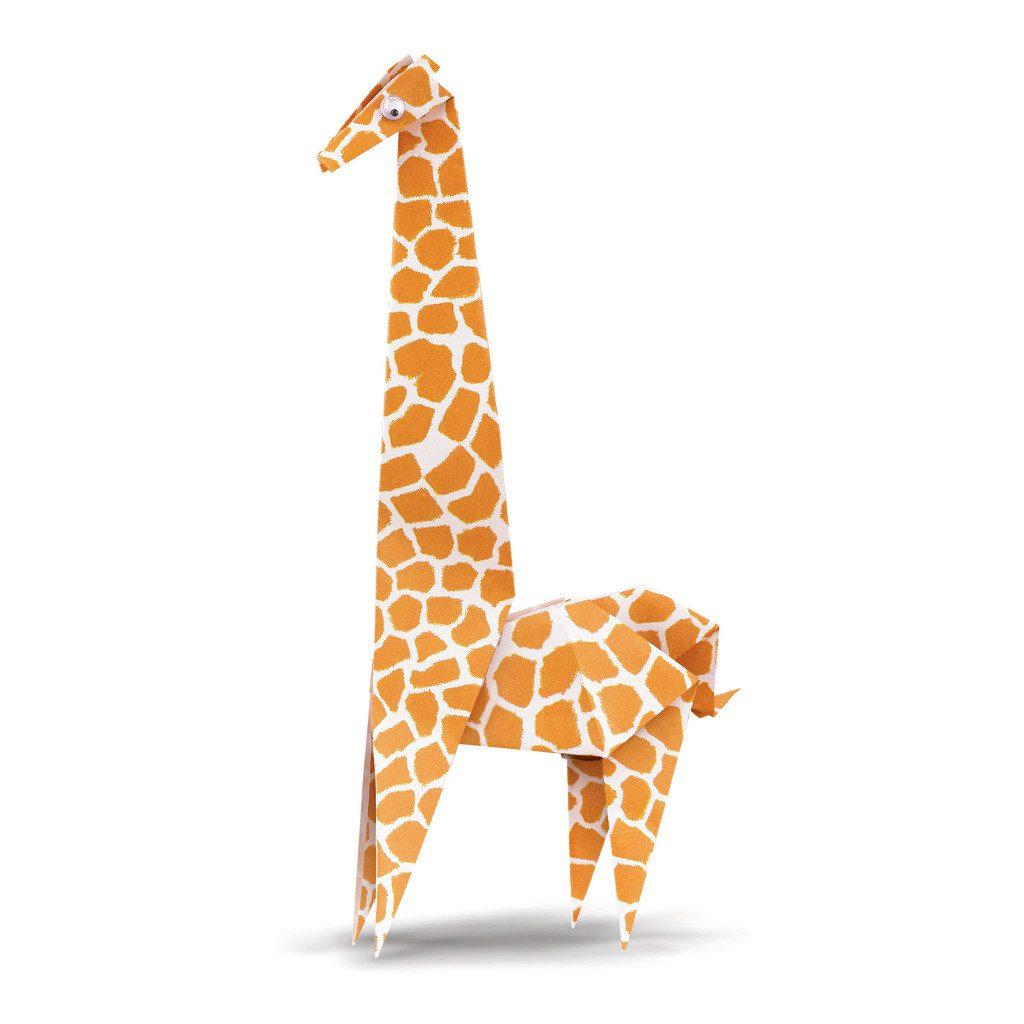 Origami giraf vouwen t Origami Origami vouwen en - photo#37