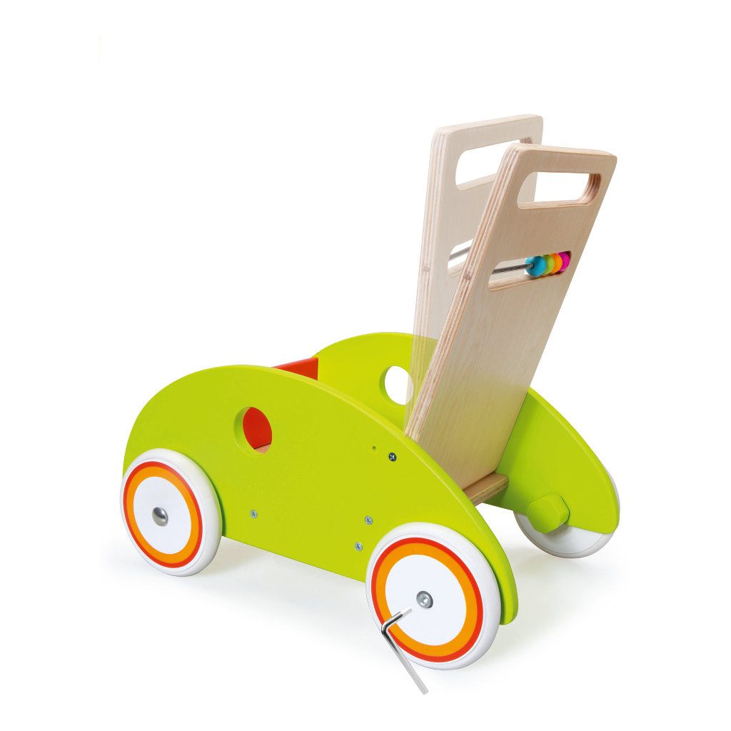 Scratch Loopwagen Uil