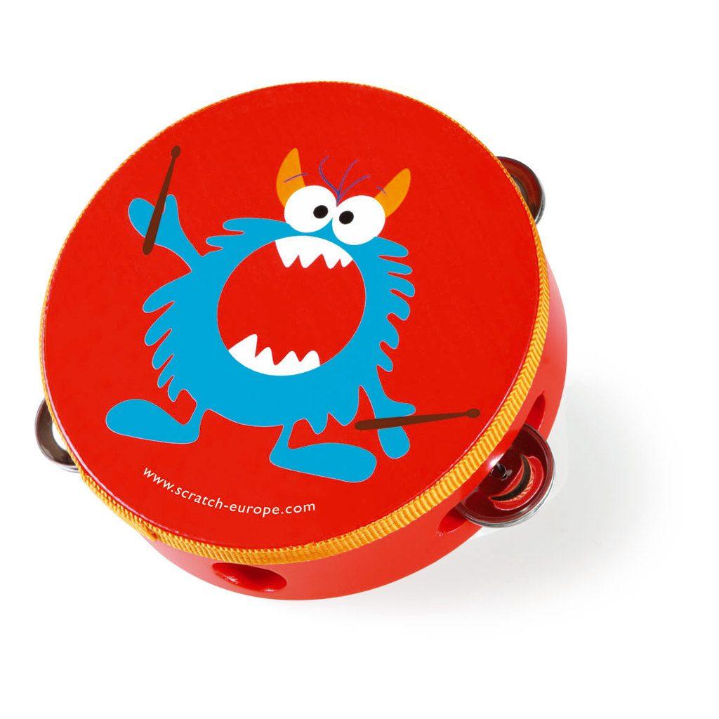 Scratch Tamboerijn Monster