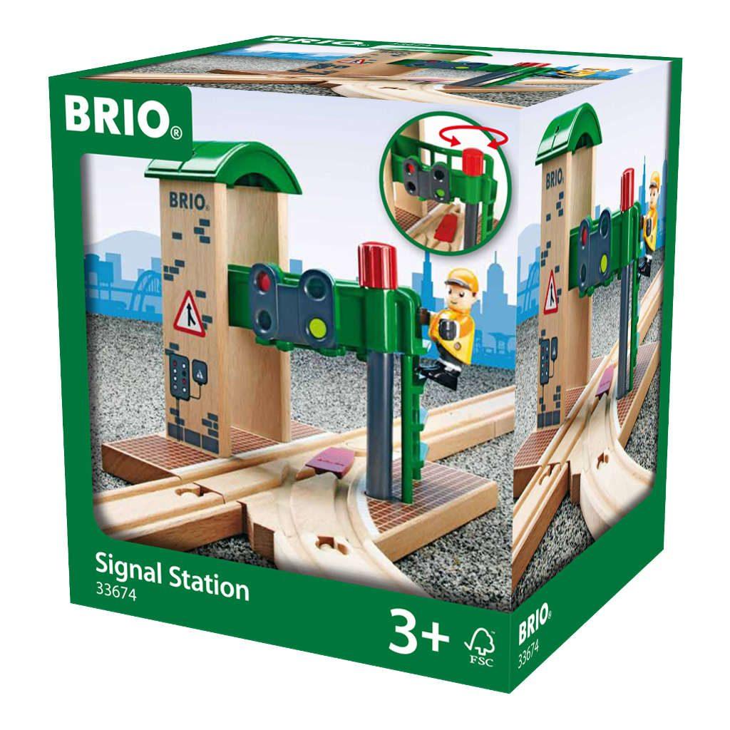 Signaal Station Brio