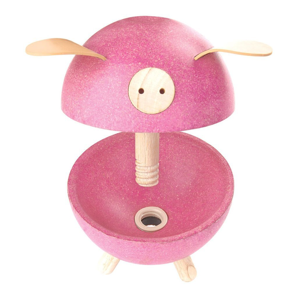 Spaarpot Piggy Bank Roze Plan Toys