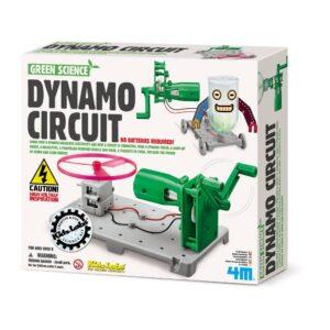 Speelgoed Dynamo Zelf Maken 4M