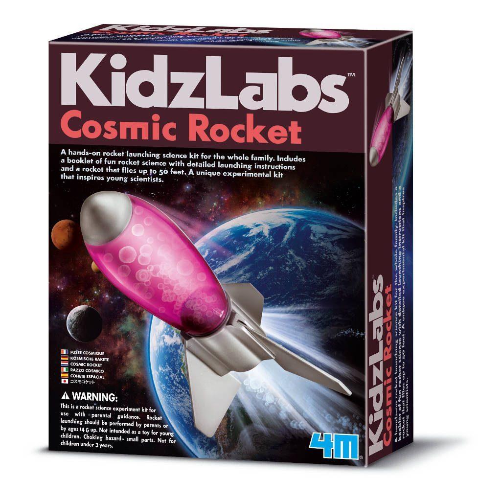 Speelgoed Raket Maken 4M