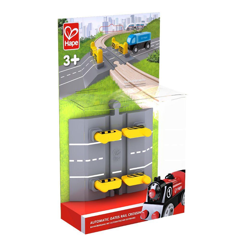 Spoorwegovergang Hape Serie Railway Verpakking