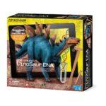 Stegosaurus Graven Bouwen & App