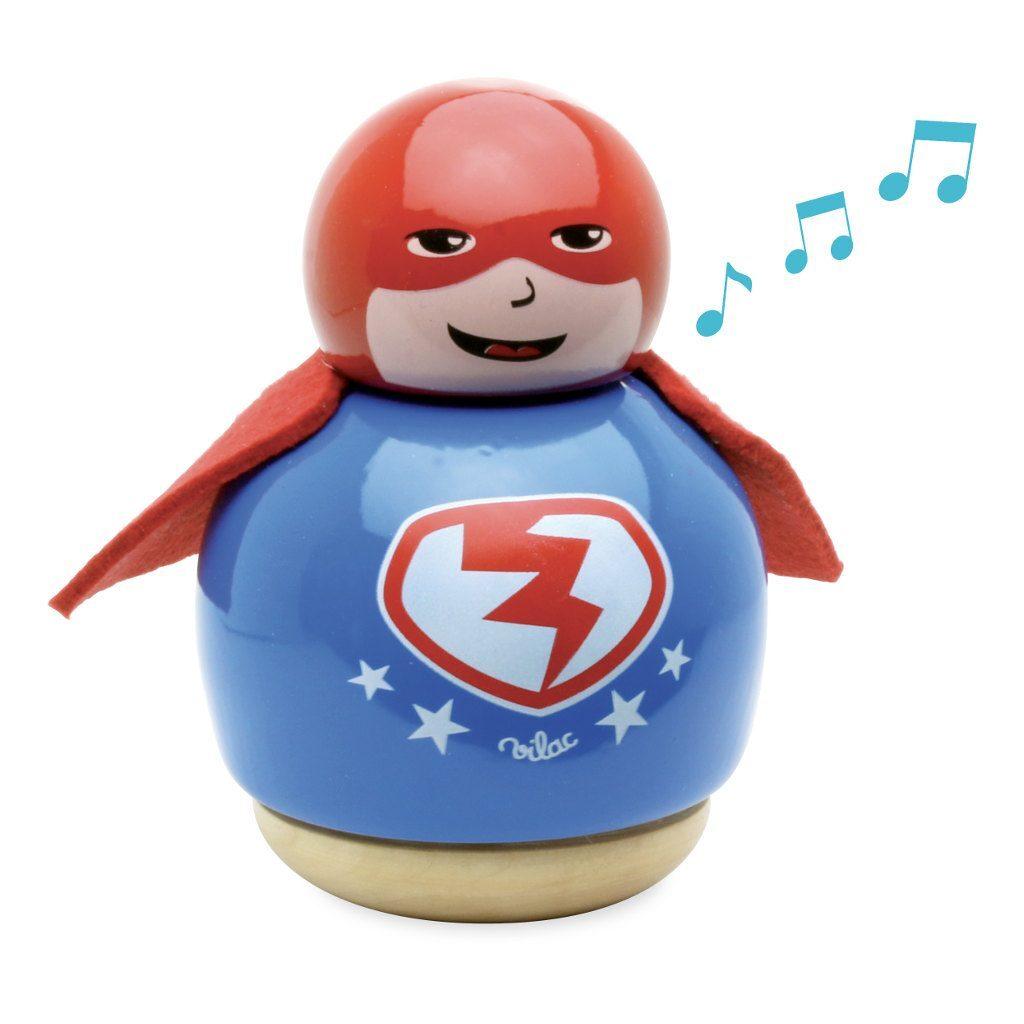 Superheld Muziekdoos