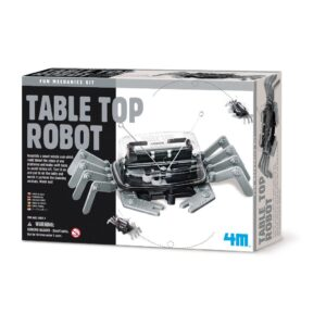 Tafel Robot Maken 4M