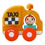 Taxi Autootje Plan Toys