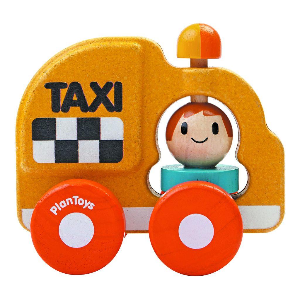 Taxi Autootje Plan Toys