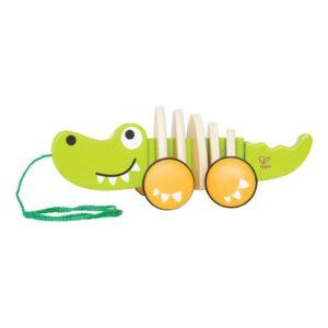 Trekfiguur Krokodil