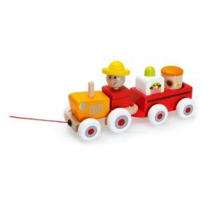 Trekfiguur Tractor Charles