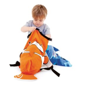 Trunki Paddlepak Clownfish