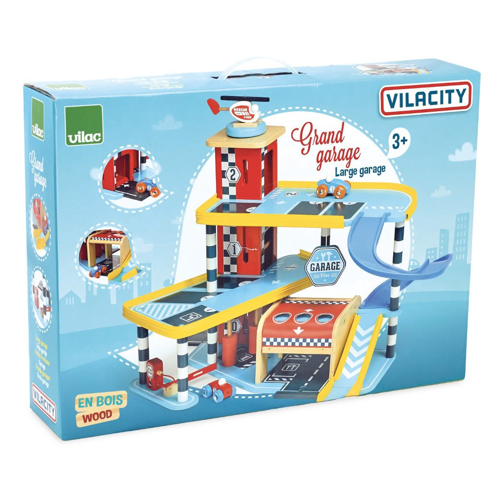 Vilacity Garage