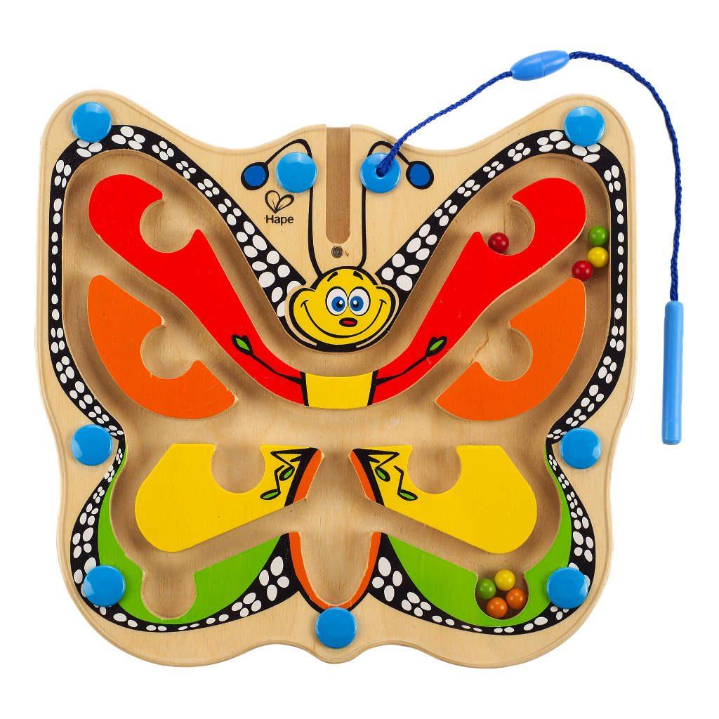 Vlinder Doolhof Hape